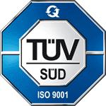 ISO 9001 Zertifizierung
